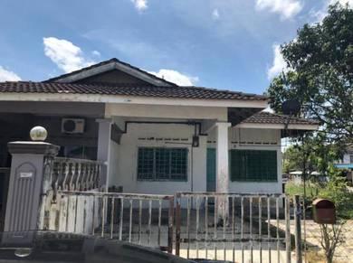 Jln bachang Kota Masai single Stry Corner unit For sale