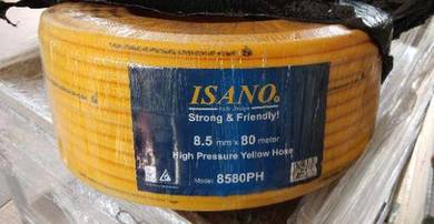 Isano high pressure chemical hose 8.5mm x 80meter