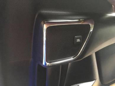 Toyota vellfire alphard jbl speaker cover chrome