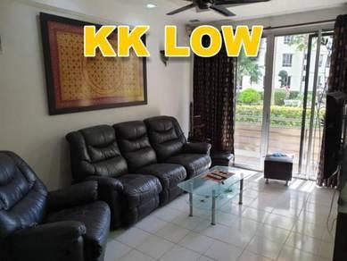 Putra Place Duplex Unit 2000sqft, 4 Bathroom 2 carpark