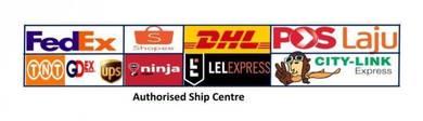 PosLaju City~Link ,DHL Express