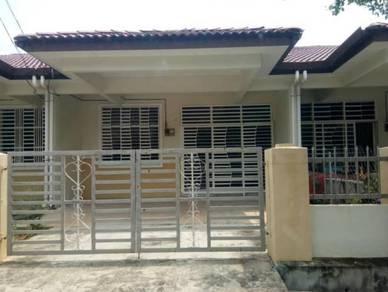 For Sale Single Storey Terrace at Seraya Emas