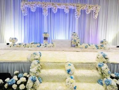 Pelamin weddings hall