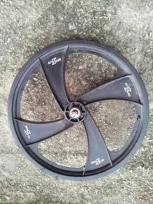 Sport rim bmx ACS Z MAG made in USA NOS tuff wheel