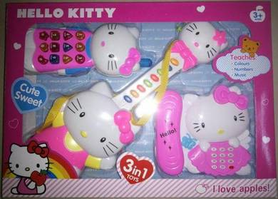 Hello Kitty music Pack