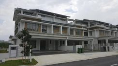 Danau Mutiara Presint 16 Putrajaya rumah semi d/bungalow frm developer
