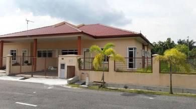 New Corner, Single Semi D, Jln. Kebun Baru, Teluk P/lima Garang, Klang