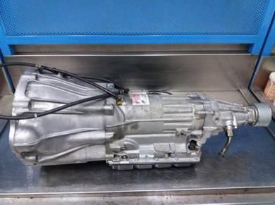Toyota Unser Auto Gearbox
