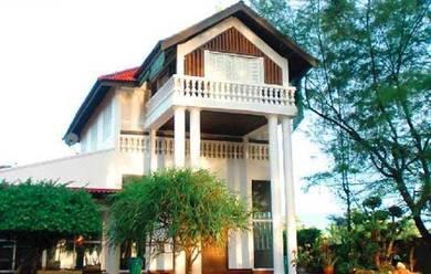 Villa Danialla Beach Resort (Kelantan)