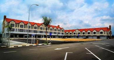Strata Titled - 1st Floor Shop at Persiaran Gambang Perdana, Gambang