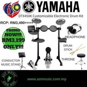 Yamaha Digital drum DTX450K dtx-450k