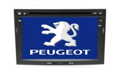 Peuggeot 3008 oem dvd gps player HD