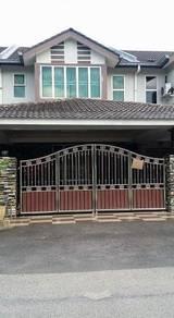 Fully RENOVATED Double Storey House at Lrg Bkt Setongkol , Ktn