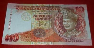 RM10 Jaafar Hussein SQ0796369