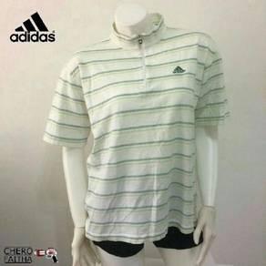 Adidas long neck short sleeve