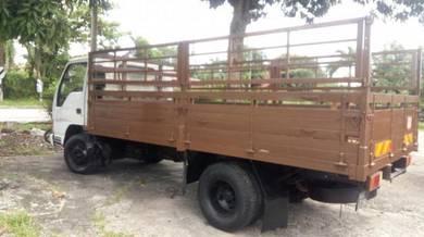 3tan lorry hicom