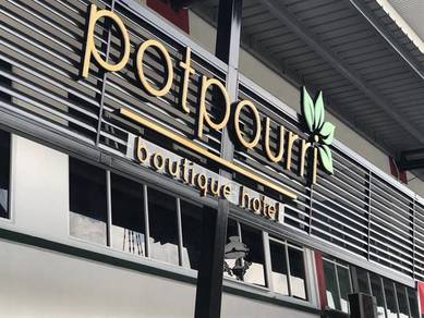 Potpourri Boutique Hotel (Johor Bahru)