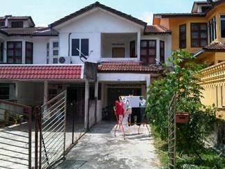 Double Storey Terrace House, Taman Mawar Bentong
