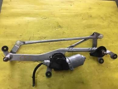 Honda CR-Z Wiper Motor Set ZF1 LEA-MF6 10-16 CRZ