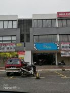 Setia alam shoplot , whole block 3 storey