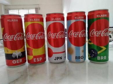 Coca Cola 2018 Fifa world cup Russia