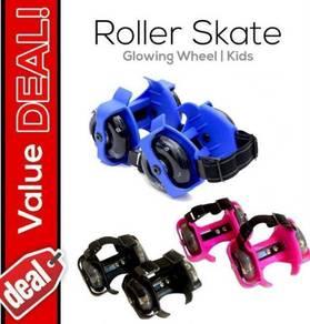 Kidz Roller Skate Glowing Wheel (99)