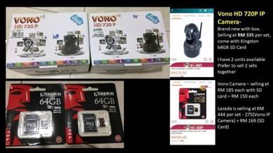 Vono +2 IP Camera