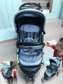 Stroller dan car seat