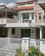 2700 sqft HIGH CEILLING [freehold] Double Storey 22x80 Damansara