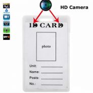 ID Card Mini Hidden Camera FHD1080p