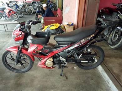 2010 Suzuki Belang r150