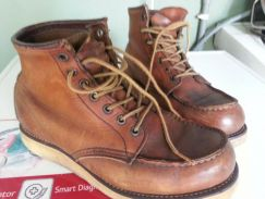 Red wing usa 8 d red wing