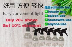 Saloon and Beauty Easy spray bottle