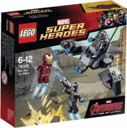 LEGO Super Heroes 76029 - Iron vs. Ultron