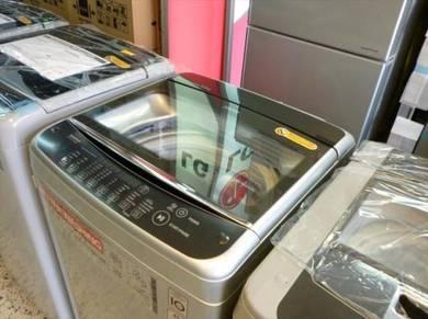 0% gst * New LG 8kg Washing Machine T2108VSAM