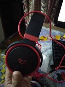Headphone vinfier flip 5