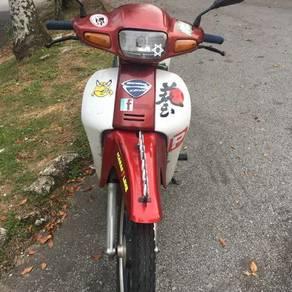 1999 Modenas Kriss 110