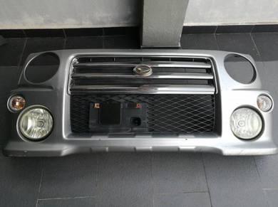 L9 RS Bumper bodykit for Kenari