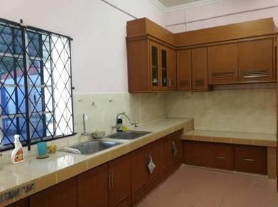 House for Rent at Bandar Sri Indah Tawau