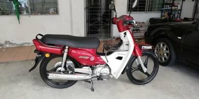 Honda ex5 fi.