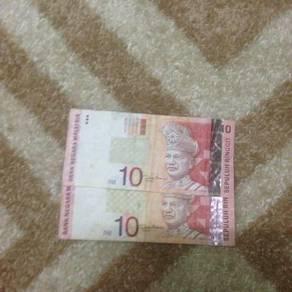 Duit lama RM 10 (2 pieces)