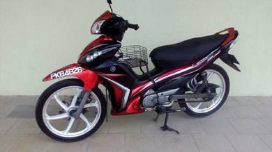 Yamaha 115/ 2011