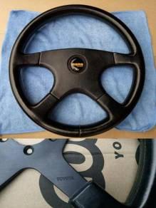 Steering momo 4 spoke toyota starlet ae111 sxe10