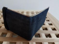 Nudie Jeans Leather Selvedge Selvage Wallet