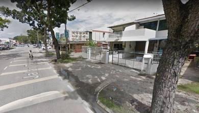 Jalan Terengganu Trengganu Georgetown Jelutong Corner 2sty Shophouse