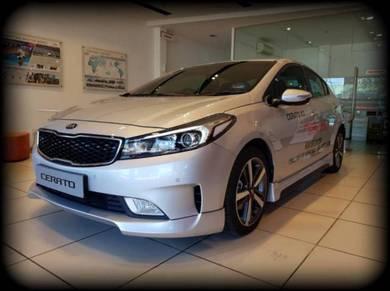 New Kia Cerato for sale