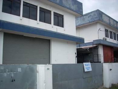 Semi-D Factory in Song Choon KINTA Jaya BOTANI GUNUNG RAPAT