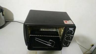 Urgent Sale Electrec Oven