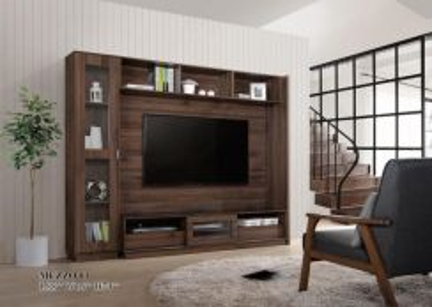 Hall tv cabinet 5.5 feet (mezzo- 01)18/06