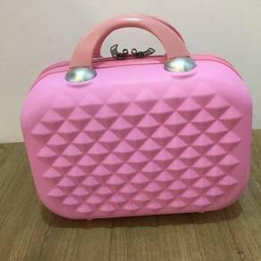 Pink Hard Case Hand Luggage